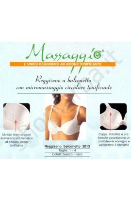 Reggiseno Massaggiante tonificante push up Massaggio