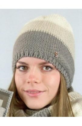 Cappello tricolore maglia liscia morbida Nazareno Gabrielli N104C