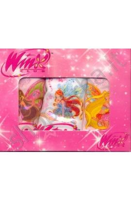 3 Slip bimba Winx originali cotone 100% Elettrica Winx