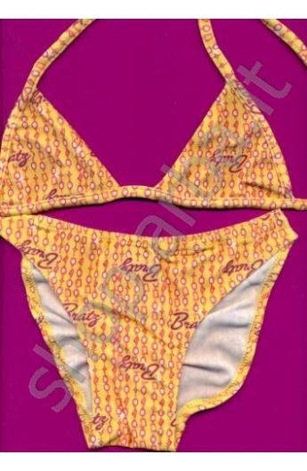 Bikini bimba con triangolo Bratz Gioiello
