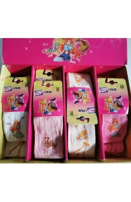 Collant Winx caldo cotone invernale per bambina Winx Dance
