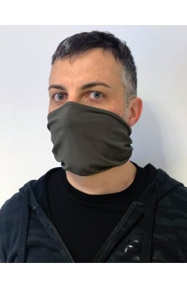 Mascherina Protettiva multiuso, lavabile batteriostatico traspirante FAP
