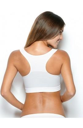 Reggiseno sportivo sostegno perfetto senza cuciture ComfortBra SPORT Bodyeffect 110590