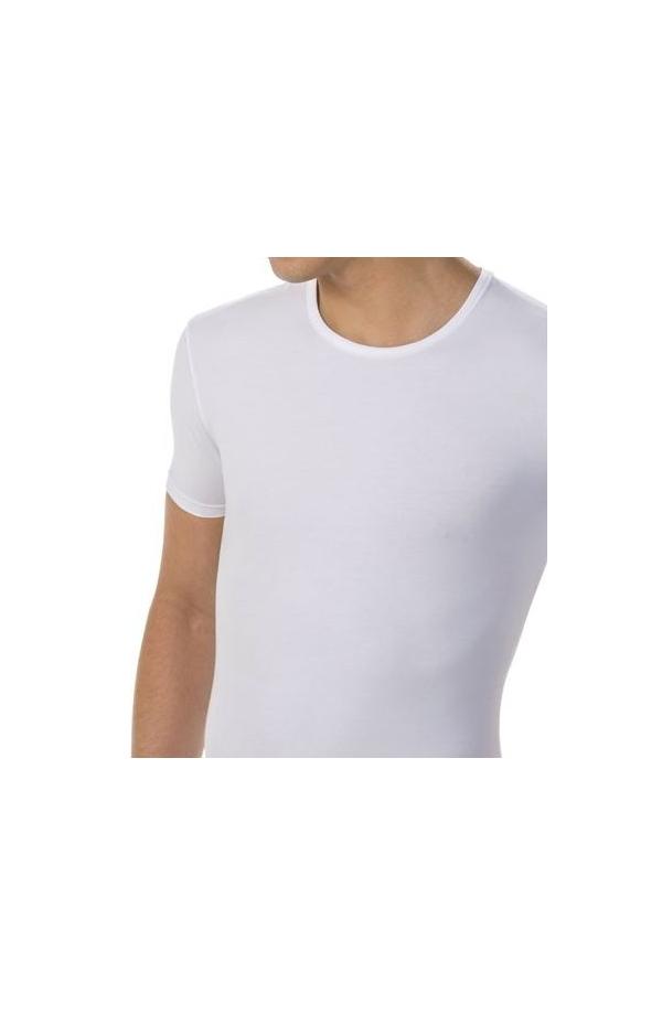 T-shirt uomo cotone elasticizzato vestibilita' morbida 410169 Club88