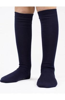 Calza elegante per bimbo in gamba lunga Filo di Scozia rasato Sandro