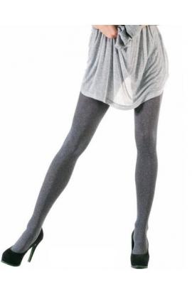 Collant cotone elasticizzato leggero colori melange moda Franzoni