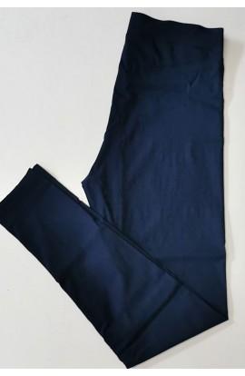 Leggings o pantalone a sigaretta fiammato elegantissimo elasticizzato primavera Kissimo Sofi