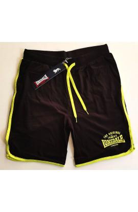 Pantaloncino corto bermuda ragazzo cotone con tasche Lonsdale 21175