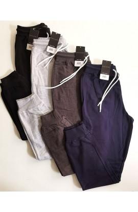 Pantalone tuta garzato per uomo primavera cotone Pakka K61C1