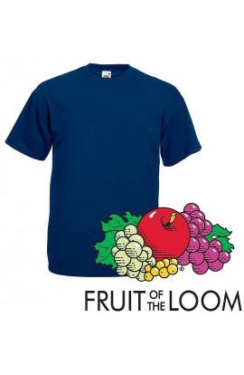 T-shirt Fruit of the Loom originale SUPER PREMIUM livello superiore