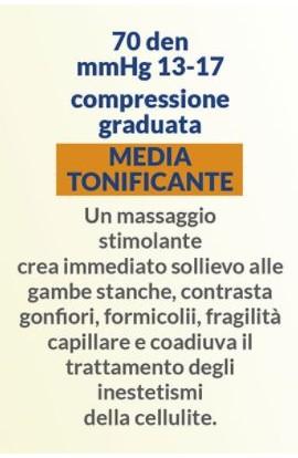 Autoreggente Manon Riposante 70 a compressione graduata