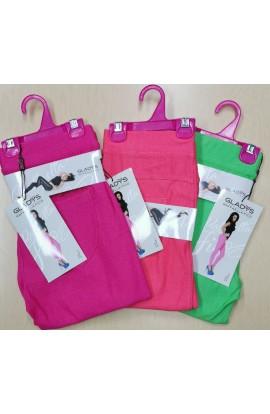 Leggings giovanissimi primavera colori vivaci con tasca Gladys PD0853