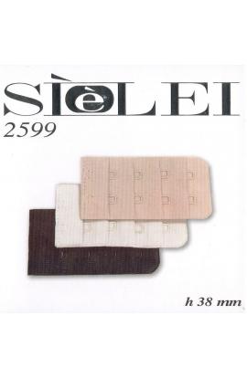 Allarga reggiseno o prolunga per reggiseno senza elastici mm 38 SièLei 2599