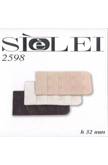 Allarga reggiseno o prolunga per reggiseno senza elastici mm 32 SièLei 2598