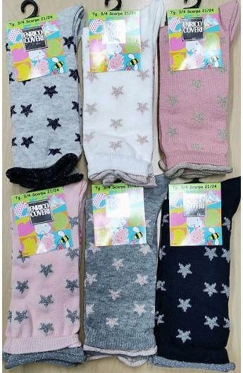 Calza per neonata Coveri invernale femminile Lolly 275