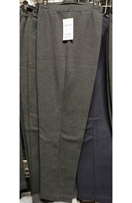 Pantalone donna felpato morbidissimo e caldo 887/2 Aertre Made in Italy