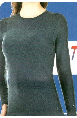 Maglia termica per donna girocollo manica lunga Liabel 2852 36