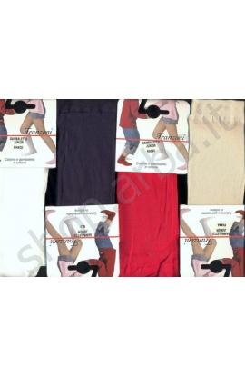Gambaletto Junior da bimba in cotone elasticizzato.
