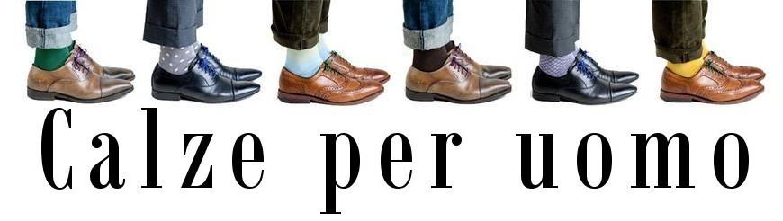 calza per uomo estate, inverno, invisibili, termiche e molto altro